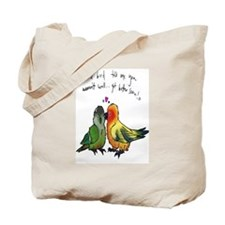 Fire & Ice Tote Bag