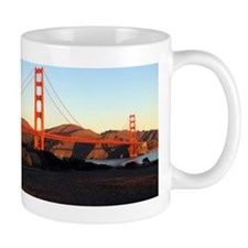 Sunrise Golden Gate Mug
