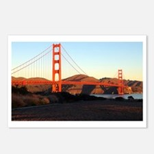 Sunrise Golden Gate Postcards (Package of 8)
