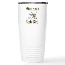 Minnesota State Bird Travel Mug