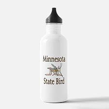 Minnesota State Bird Water Bottle