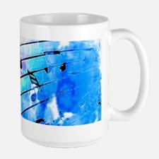 Colorful music Mugs