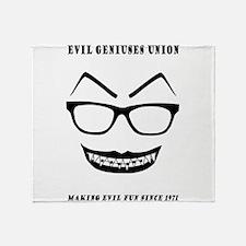 Evil Geniuses Union Throw Blanket
