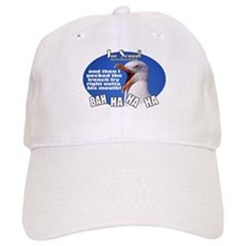 Joe Seagull - Fry Thief Baseball Baseball Cap