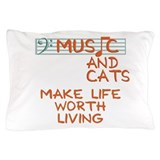 Cat lover Pillow Cases