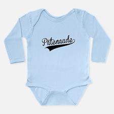 Patenaude, Retro, Body Suit