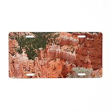 Bryce Canyon, Utah, USA 14 Aluminum License Plate