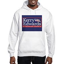 JOHN KERRY - JOHN EDWARDS Hoodie