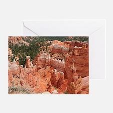 Bryce Canyon, Utah, USA 16 Greeting Card