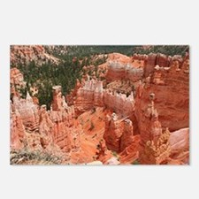 Bryce Canyon, Utah, USA 1 Postcards (Package of 8)