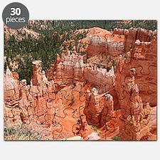 Bryce Canyon, Utah, USA 16 Puzzle