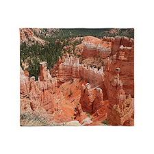 Bryce Canyon, Utah, USA 16 Throw Blanket