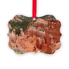 Bryce Canyon, Utah, USA 16 Picture Ornament