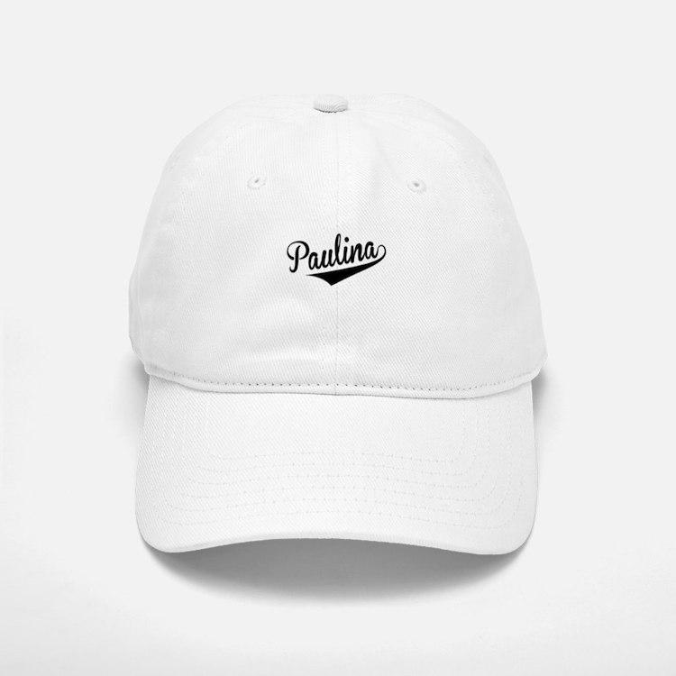 Paulina, Retro, Baseball Baseball Baseball Cap