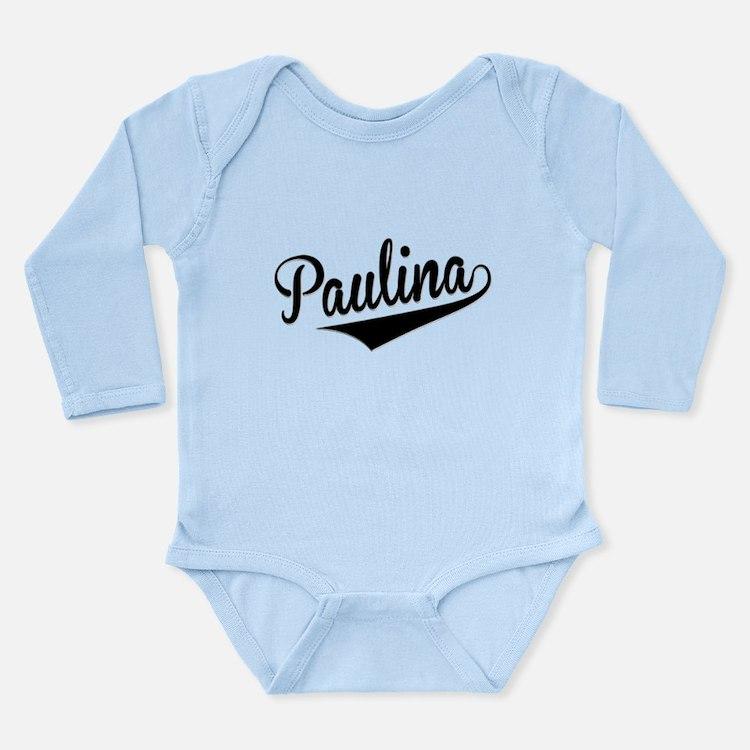 Paulina, Retro, Body Suit