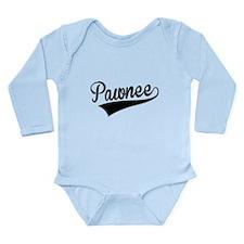 Pawnee, Retro, Body Suit