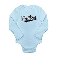 Payton, Retro, Body Suit