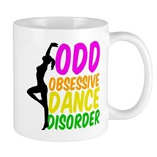 Cute Dancer Mug