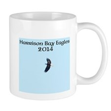Harrison Bay Eagles Elliott in flight Mugs