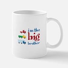 i m the big brother Mugs