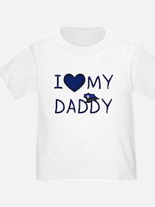 ILoveMyDaddyHat T-Shirt