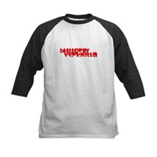 Butterfly Vendetta Kid's Baseball Jersey