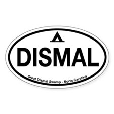 Great Dismal Swamp - Nc Decal