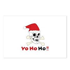 YO HO HO !! Postcards (Package of 8)