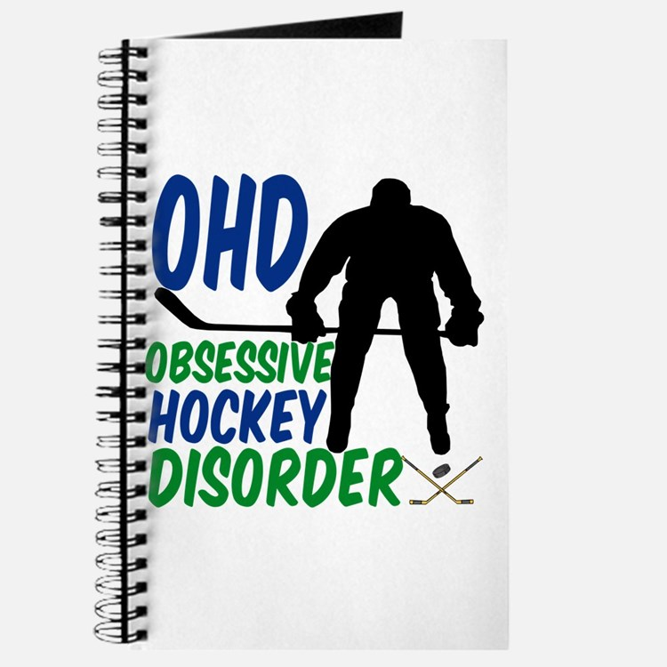 Hockey Humor Journal
