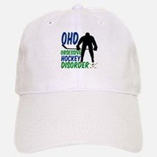 Hockey Humor Baseball Baseball Cap