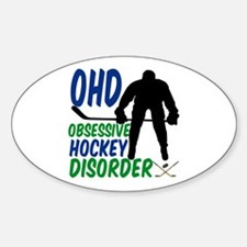 Hockey Humor Decal