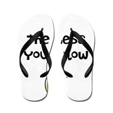 The Less You Know Flip Flops