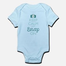 Keep Calm and Snap On Body Suit