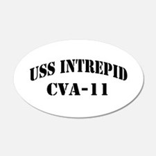 USS INTREPID Wall Decal