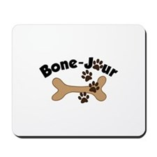 Bone-Jour Mousepad