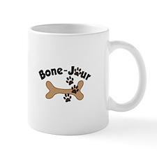 Bone-Jour Mugs