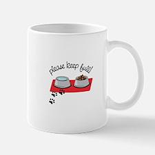 please keep full! Mugs