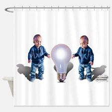 LightOfMyLife032511.png Shower Curtain