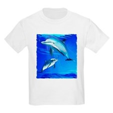 Mom Baby Dolphin T-Shirt