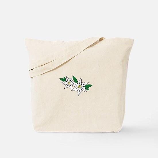Edelweiss Tote Bag