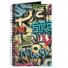 Graffiti Wall Journal