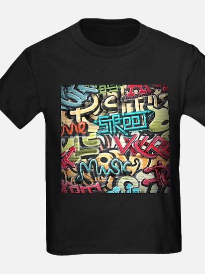 Graffiti Wall T-Shirt