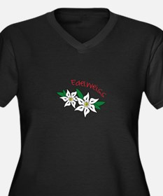 Edelweiss Plus Size T-Shirt