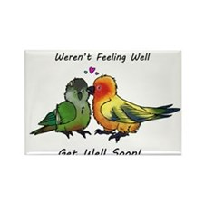 Get Well Soon Magnets
