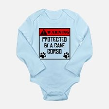 Protected By A Cane Corso Body Suit
