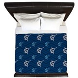 Saltwater fish King Duvet Covers