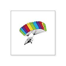 Powered Parachute Sticker