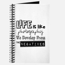 Develop From the Negatives Journal