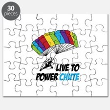 LIVE TO POWER CHUTE Puzzle