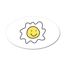 Sunnyside Up Egg Wall Decal